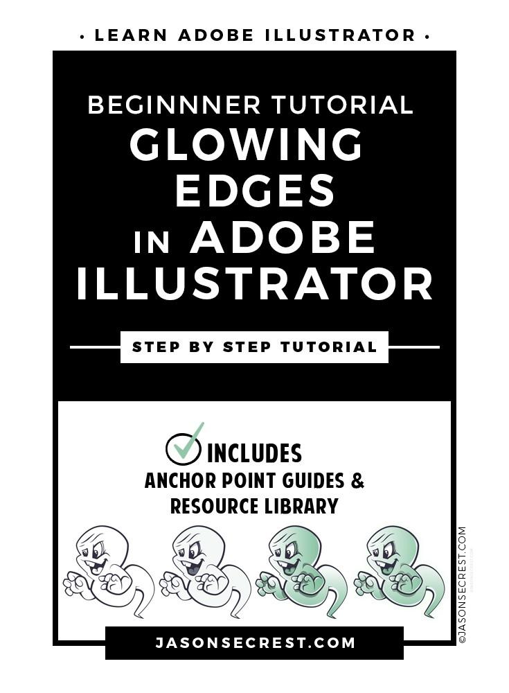 adobe-illustrator-tutorials-beginners-glowing-edges