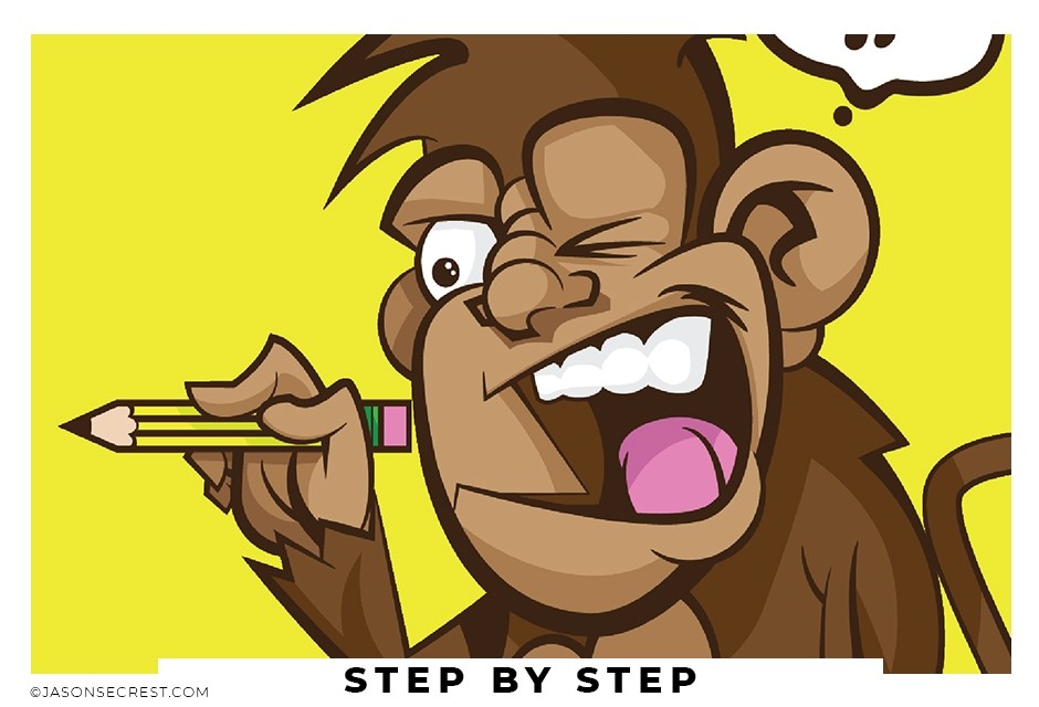 adobe illustrator monkey pen tool