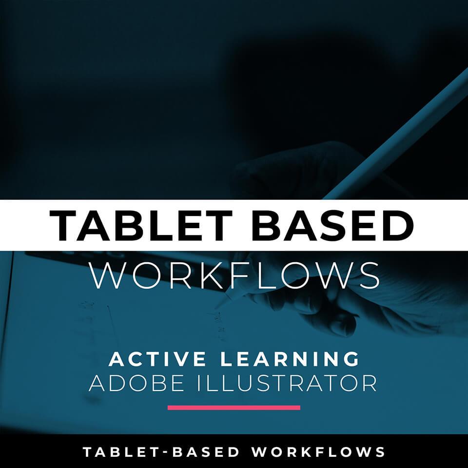 using your tablet in adobe illustrator