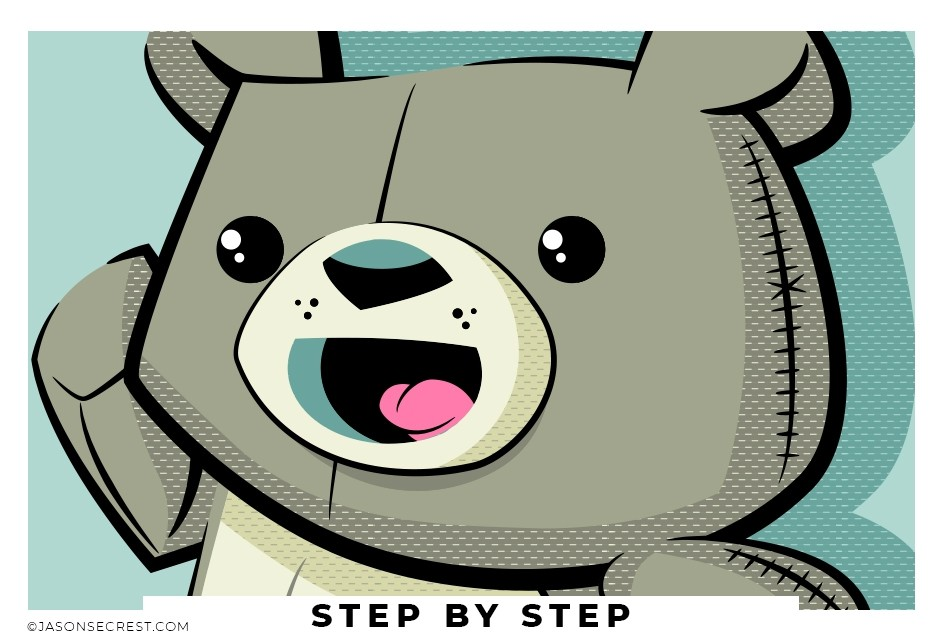 adobe illustrator tutorial using pen tool bear